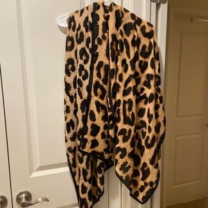 Old Navy Leopard scarf